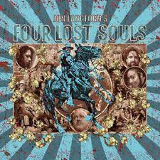 JON LANGFORD - Four Lost Souls Import ( AUDIO CD 09-22-2017 )