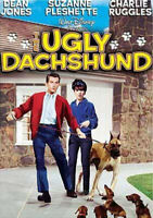 The Ugly Dachshund DVD NEW