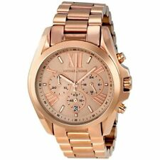 Michael Kors MK5503 Ladies Parker Rose Gold Stainless Steel Chronograph Watch