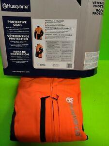 Husqvarna High Visibility Technical Jacket Part #582053401