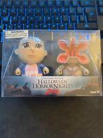 Halloween Horror Nights Universal Studios Uni Minis 2018 Stranger Things Figures