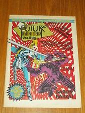 FUTURE TENSE AND VALOUR #27 MARVEL BRITISH WEEKLY 6 MAY 1981 MICRONAUTS CONAN