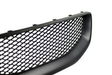 MESH Sport Grill Grille MATTE BLACK ABS - NEW - for VOLVO S60 2011 2012 2013