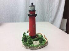 Harbour Lights Jupiter, Fl Lighthouse, #151, 1995. Coa #2460/9500.