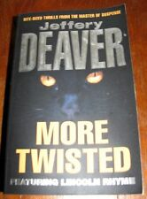 More Twisted by Jeffery Deaver (Paperback, 2007)
