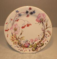 NEW Dessert / Salad Plate Floral Bouquet  From GIEN