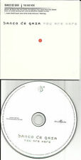 BANCO DE GAIA You Are here 2004 Card Sleeve ADVNCE PROMO CD USA