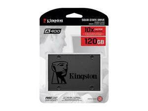 KINGSTON  HARD DISK SSD STATO SOLIDO 2,5 120GB SA400S37/120G SATA 6Gb/s