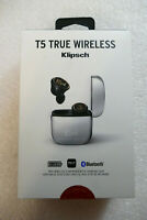 Klipsch T5 True Wireless Earphones In-Ear Bluetooth Ultra-Comfortable Ear Tip