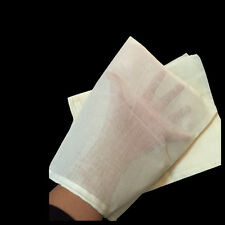 (100)4x6 inch 10x15 cm Natural Cotton Muslin Drawstring Bags Tea Spice Herb