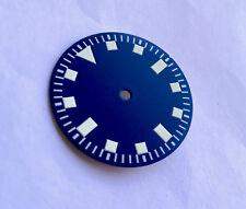Milsub Sub Tudor Snowflake Style Vostok 2416b movement Deepsea Dark Blue