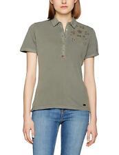 Napapijri Poloshirt »Enmore«, khaki. Gr. S. NEU!!! KP 99,00 €