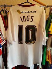 Burnley 2013/14 football shirt Vor 10 grandi