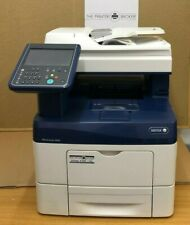 6655V_X - Xerox WorkCentre 6655 A4 Colour Multifunction Laser Printer