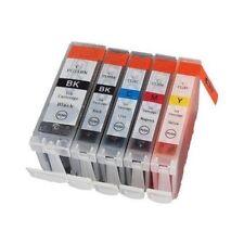 5 pack PGI-5Bk, CLI-8 ink cartridges for Canon PIXMA MP950, MX850