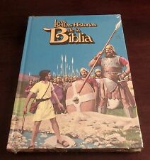 Las Bellas Historias De La Biblia Volume 4 Maxwell Hardcover New Espanol