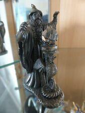 Myth & Magic - 3001 The Incantation - V Rare Tudor Mint Wizard Old Magician Mage