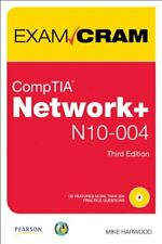 CompTIA Network+ N10-004 Exam Cram (Exam... by Harwood, Mike Mixed media product