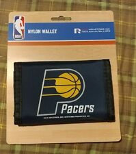 Indiana Pacers NBA Licensed Nylon Trifold Wallet New FREE US SHIPPING