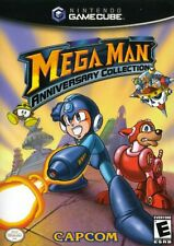 GameCube-Mega Man Anniversary Collection us con embalaje original necesita Freeloader wieneu