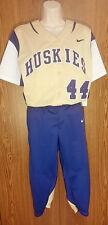 University of Washington Huskies Softball M Nike Team Issued Womens Uniform #44
