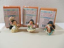 Friends Of The Feather Lot of 3 Mini Figurines 1998-477591,477605,477583