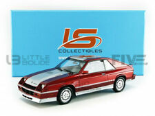 LS COLLECTIBLES 1/18 - DODGE SHELBY CHARGER TURBO - 1985 - LS057B
