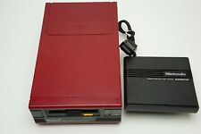 Nintendo Famicom Disk System Console New rubber belt NES From Japan