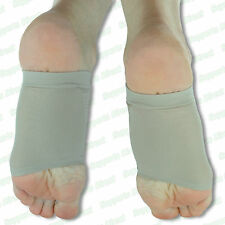 Silicone Gel Fallen Arch Support Cushion Flat Feet Foot Care Pain Relief Pads