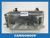 Front Headlight Left Front Left Headlight Depo For FIAT Type 93