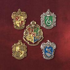 Hot Set of 5 Pcs Harry Potter Hogwarts House Metal Pin Badge In Box Xmas Gifts