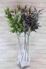 Plastic Dried & Artificial Flower Bunches