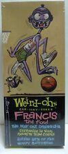"Weird-Ohs ""Francis The Foul"" Kit Hawk ""Wacky Basketball Monster"" Factory Sealed"
