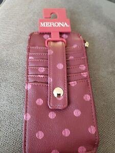 Womens Merona Wallet