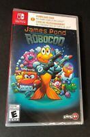 James Pond Codename Robocod (Nintendo Switch) NEW