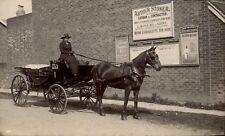 Rustington near Littlehampton. A.Stoner Carman. Railway Poster. Lady Driver.
