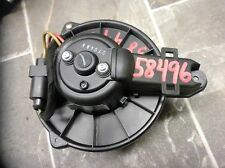 Heater blower motor 1999 2000 01 Audi A6 A-6 2.8l