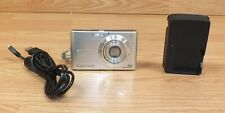 Sony (DSC-W330) 14.1 Mega Pixels Cyber Shot Grey Digital Camera Bundle **READ**