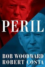 Peril *by Bob Woodward and Robert Costa* (Hardcover, 2021), Brand NEW