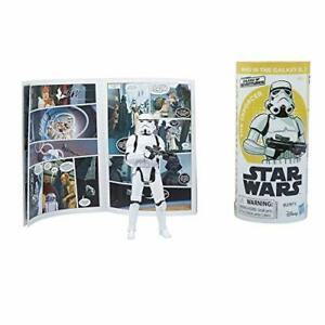 "Star Wars Galaxy of Adventures Imperial Stormtrooper Story in a Box 3.75"" Figure"