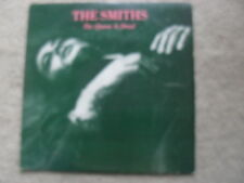 "The Smiths Morrissey Johnny Marr The Queen is Dead  12"" 33rpm vinyl LP record"