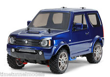 Tamiya 58614 Suzuki Jimny MF-01X 4WD RC SUV RC Car Kit (CAR WITHOUT ESC)