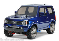 BATTERIA TRE SUPER AFFARE! TAMIYA 58614 SUZUKI JIMNY MF-01X 4x4 KIT RC