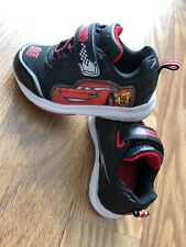 Disney Pixar Cars Lightning McQueen 95 Light Up Sneakers Toddler Boys Sz 6