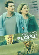 Good People (DVD, 2014) NEW