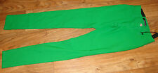 CONTRABAND GIRLS SIZE 16 GREEN SPANDEX PANTS BRAND NEW WITH TAGS