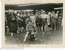 FÊTES FORAINES FOIRES 1928 PHOTOGRAPHIE ARGENTIQUE ORIGINALE VINTAGE PHOTOGRAPH