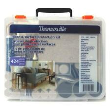 Thomasville Floor Surface Protection Kit 424 Pcs Felts Bumpers Sliders Markers