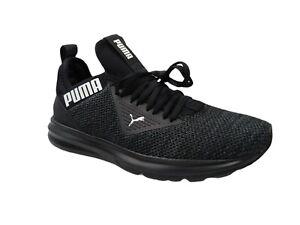 Puma Enzo Beta Woven Black Training Running Shoes Men's Size 9 M US