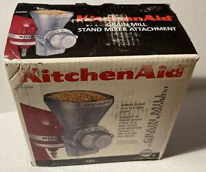 KitchenAid KGM All Metal Grain Mill Stand Mixer Attachment